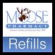 Moose Pharmacy by PioneerRx