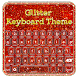 Glitter Keyboard Theme by Top Android Keyboards
