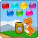 Bubble Dino by Ijen Studio