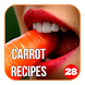 400+ Carrot Recipes by 28Apps Company