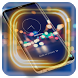 Neon lights city theme by Free new hot colorful themes
