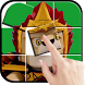 Chima Knight Puzzle Lego Toys by Best Game inc.