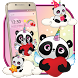 Cuteness Unicorn Panda Theme by HD Theme launcher Creator