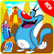 oggy adventure game : subway runner by T.G.M