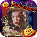 Halloween Photo Frame by BLOSSOM Rock