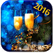 Happy New Year Live Wallpaper by Super Widgets