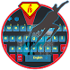 Superhero Keyboard Theme by FREE 2018 MADDY MANJREKAR THEMES AND KEYBOARDS!