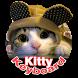 Cute Kitty Keyboard by liupeng