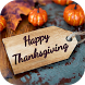 Thanksgiving Day Greetings by Mempadura