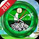 Pakistani Analog Clock Live Wallpaper 2018 HD Flag by Deeko Games