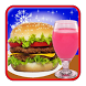 Delicious Burger Maker by Kids Fun Game