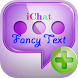 iChat Fancy Text by New Day Lab