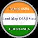 Bhu Naksha 2018 - Bhu Naksha Online 2018 by GORA Studio