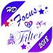 Name Art - Focus n Filter 2018