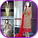 Women Capri Dress Pant by LinkopingApps
