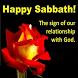 Happy Sabbath Quotes by clair millennium apps