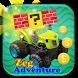 Zeg Adventure Blaze World by Blaze and Monster Machines Games