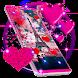 Paris Sparkles Live Wallpaper by MX Apps