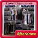Closet Organization Ideas by Afterdawnapps