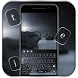 Gray Keyboard for HTC by Keyboard Theme Factory