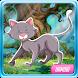 Найди котенка. Игра для малышей 2-3 лет. by Urmobi Kids Games