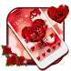 Wine Red Rose Theme by HD Themes and Wallpaper
