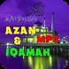Azan & Iqamah MP3 by Qalbu Insani