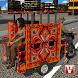 Asian Chingchi Rickshaw by Viking Studio