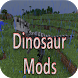 Dinosaur Mods for Minecraft PE by Game Infonet