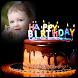 Birthday Greeting Cards Maker by photoframe