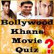 Bollywood Khans Movie Quiz by AJSIXTEEN