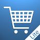 Shopping List Lite by InMySpareTime
