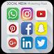 Social Network All On by Newap.om