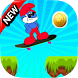 ❤️Hero Smurf - skate Adventure by Your Game1