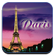 Paris Eiffel Tower Theme