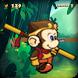 adventure monkeys junggle by Ijen Studio