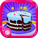 Tasty Black Forest Cake-Cook, Bake & Make Cakes by kiddy kitchen games