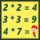 Maths Multiplication Table by Mowgli Games Studio