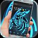 Twinkle Neon Dragon Krystal by Android Theme Studio
