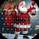 Merry Christmas Keyboard Theme 2018