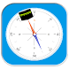 Qibla Compass Direction Finder - Prayer Time by Linki Tech