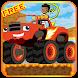 Blaze Run Monster Machines by BpB Games Kids