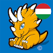 Hungarian For Kids & Babies F by Dino Lingo