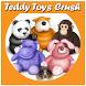 Teddy Toys Crush Saga by 007BH