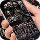Death skull brother gun king theme keyboard by Cool Theme Creator