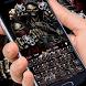 Death skull brother gun king theme keyboard by Cool Theme Creator