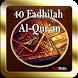 40 Hadits Fadilan Alquran by PeM Media