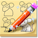Easy Drawing for Kids by AppQuiz