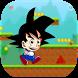 Saiyan Goku Super Adventures by appfissa
