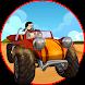 Beach Kart Racing Rocket Ninja by Super Soft Inc.